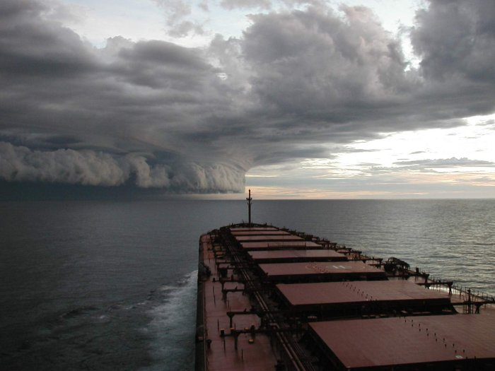 Wallpaper cyclone Nature Environnement