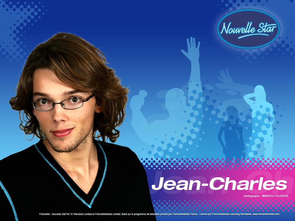 Wallpaper Jean Charles La Nouvelle Star