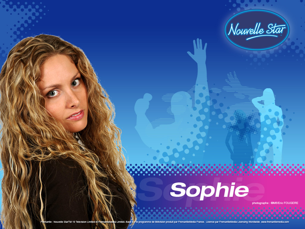 Wallpaper La Nouvelle Star Sophie
