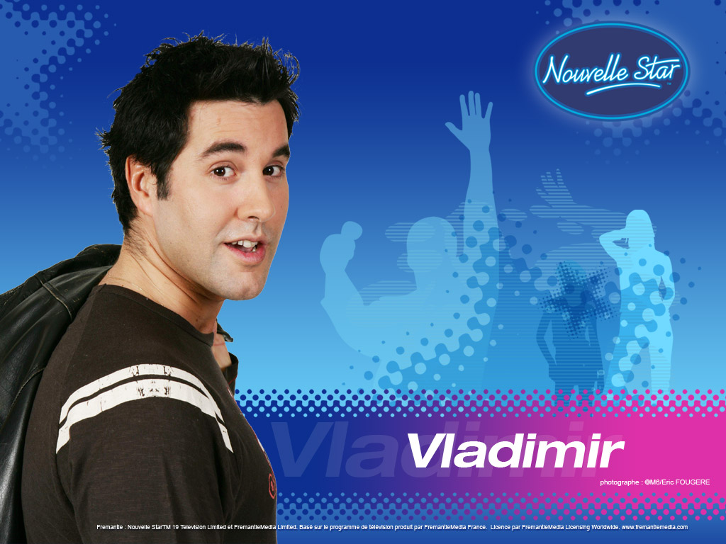 Wallpaper Vladimir La Nouvelle Star