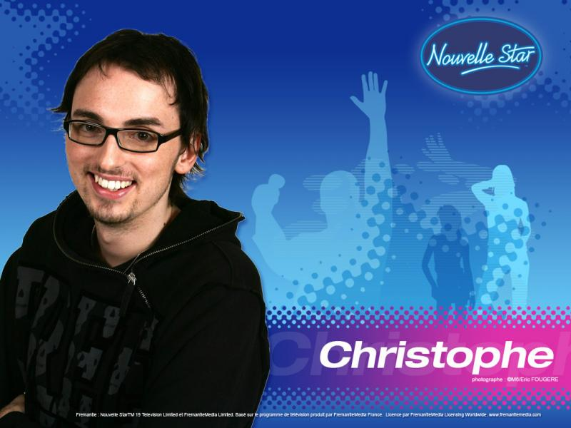 Wallpaper Christophe la Tortue La Nouvelle Star
