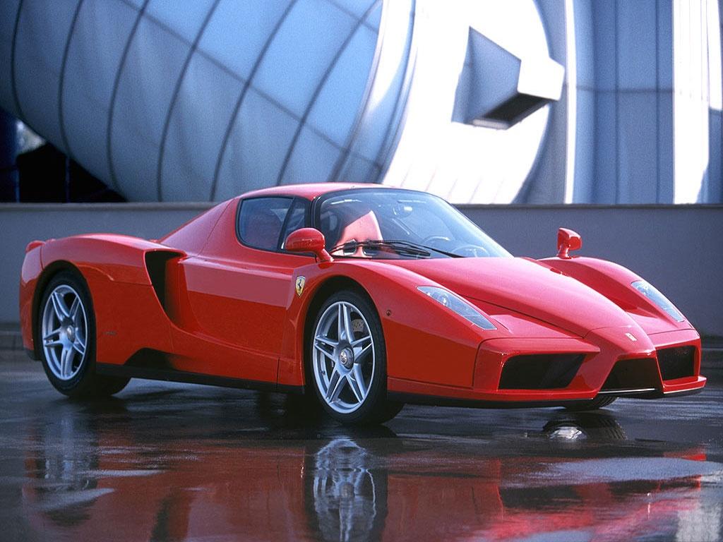 Wallpaper voiture de collection Ferrari