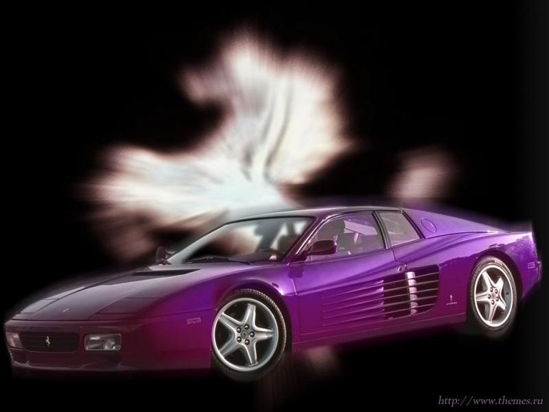 Wallpaper belle ferrari Ferrari