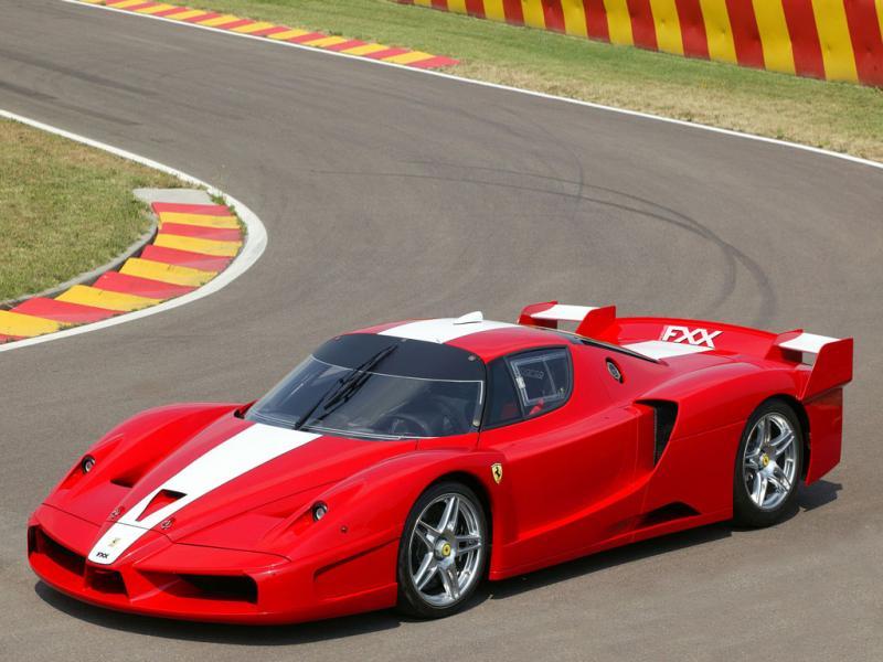 Wallpaper Ferrari circuit