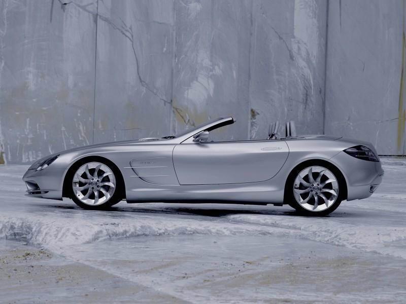 Wallpaper hiver Mercedes