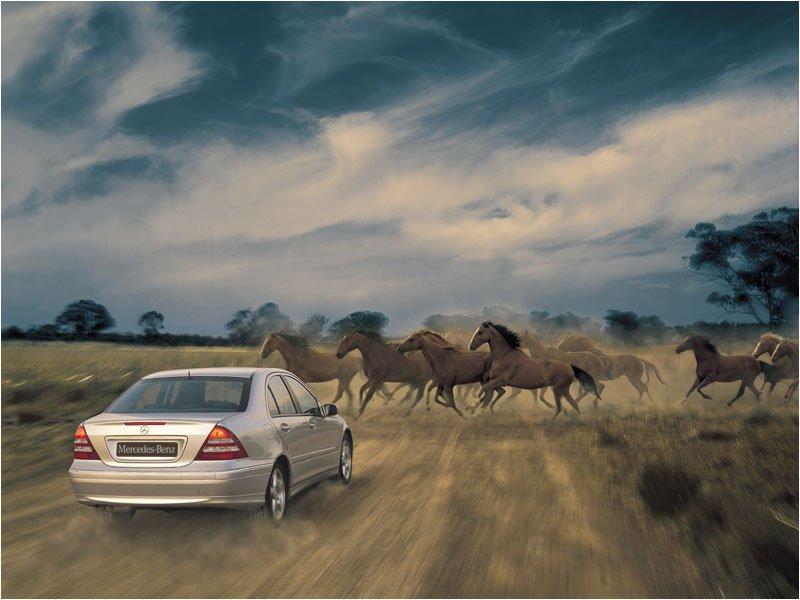 Wallpaper Mercedes mercedes classique