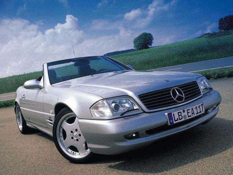 Wallpaper Mercedes mercedes decapotable