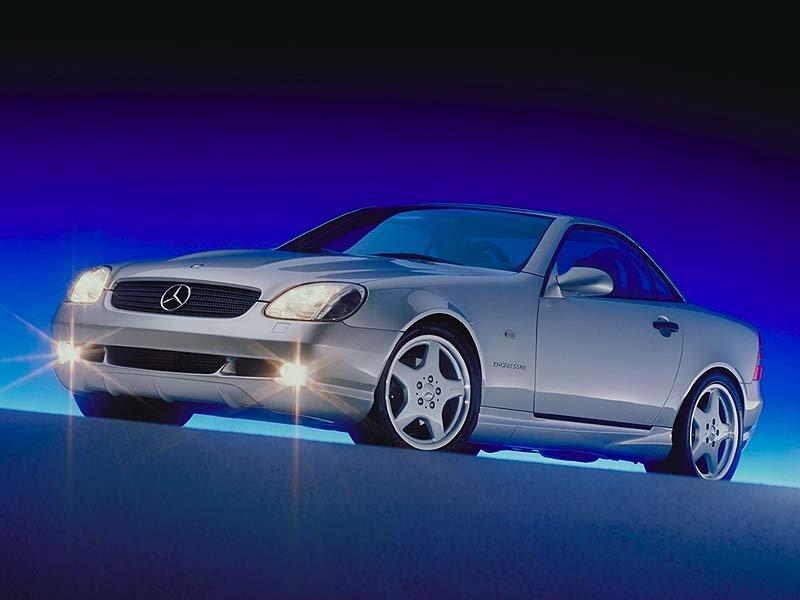 Wallpaper Mercedes mercedes