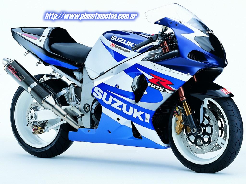 Wallpaper Moto gsx-r1000