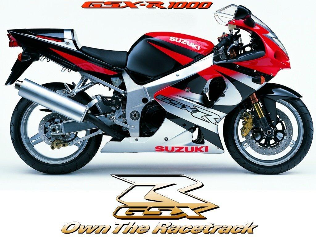 Wallpaper gsx-r1000 Moto