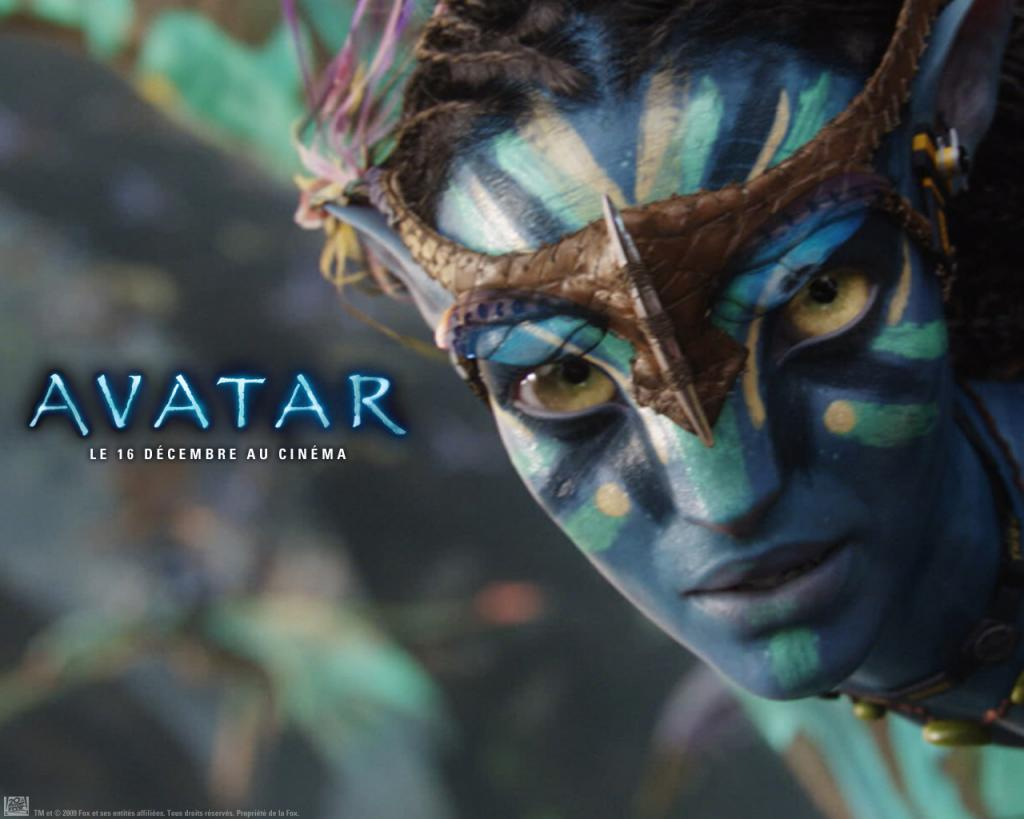 Wallpaper Habitante avatar de Pandora AVATAR