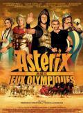 Wallpaper Asterix aux Jeux Olympiques Affiche du film