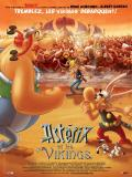 Wallpaper Astérix et les Vikings affiche