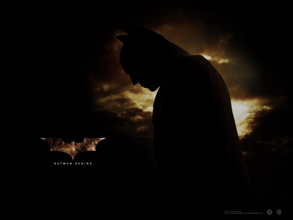 Batman begins Bruce Wa...