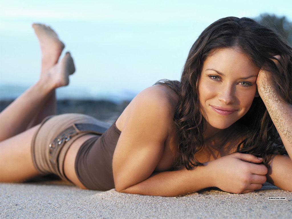 Wallpaper Cinema Video Evangeline Lilly LOST