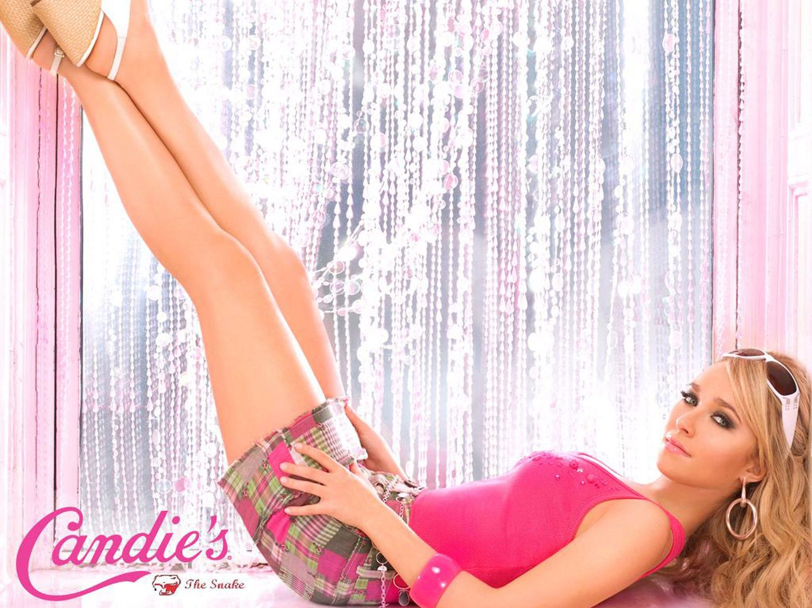 Wallpaper Hayden Panettiere Cinema Video