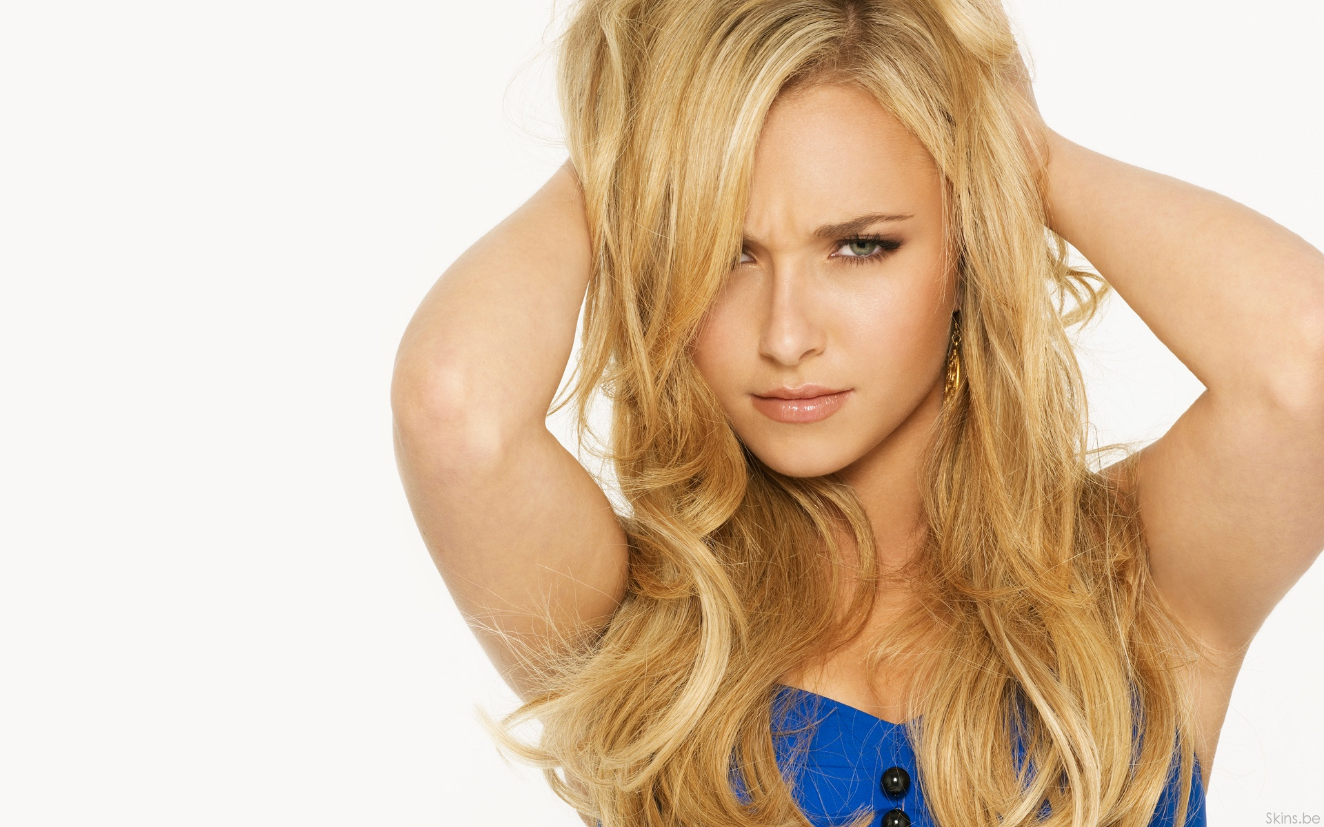 Wallpaper Cinema Video Hayden Panettiere