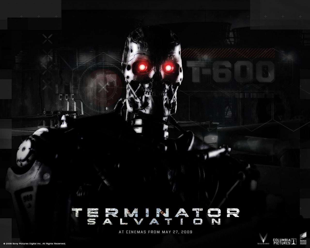 Wallpaper Cinema Video Terminator 4