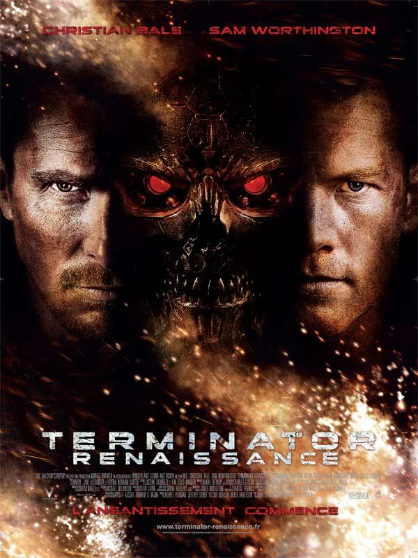 Wallpaper Terminator 4 Renaissance Affiche Cinema Video