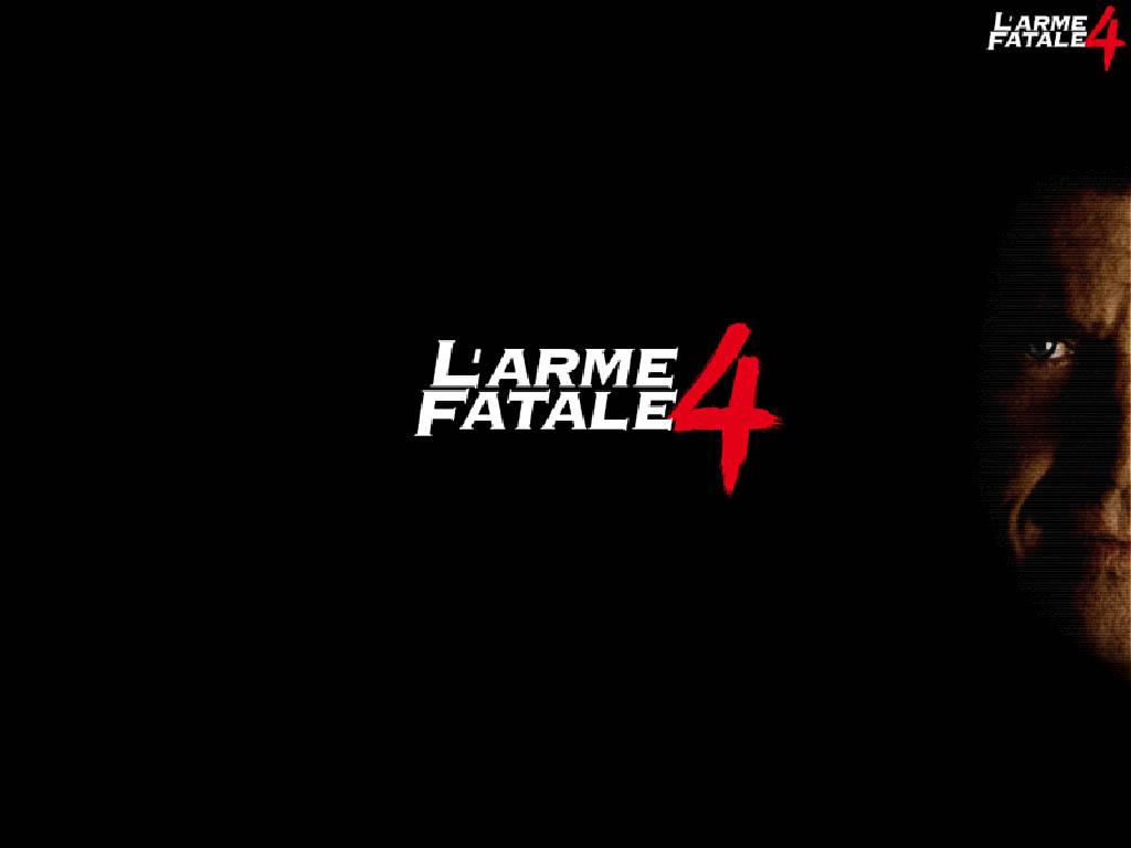 Wallpaper Cinema Video arme fatal 4