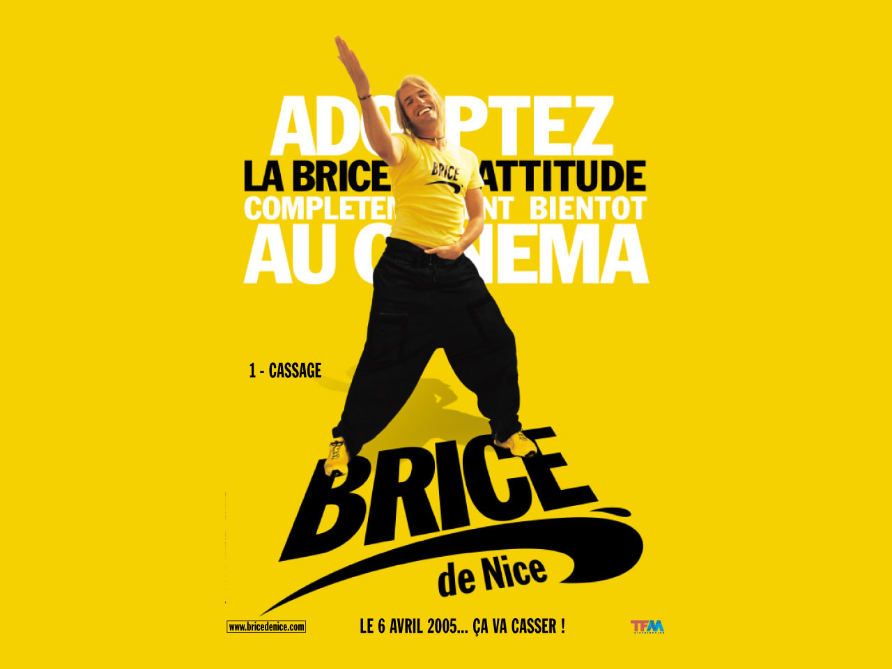 Wallpaper brice de nice Cinema Video
