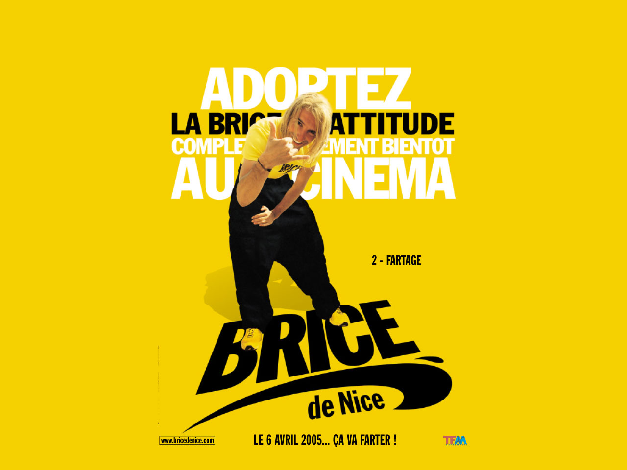 Wallpaper Cinema Video brice de nice