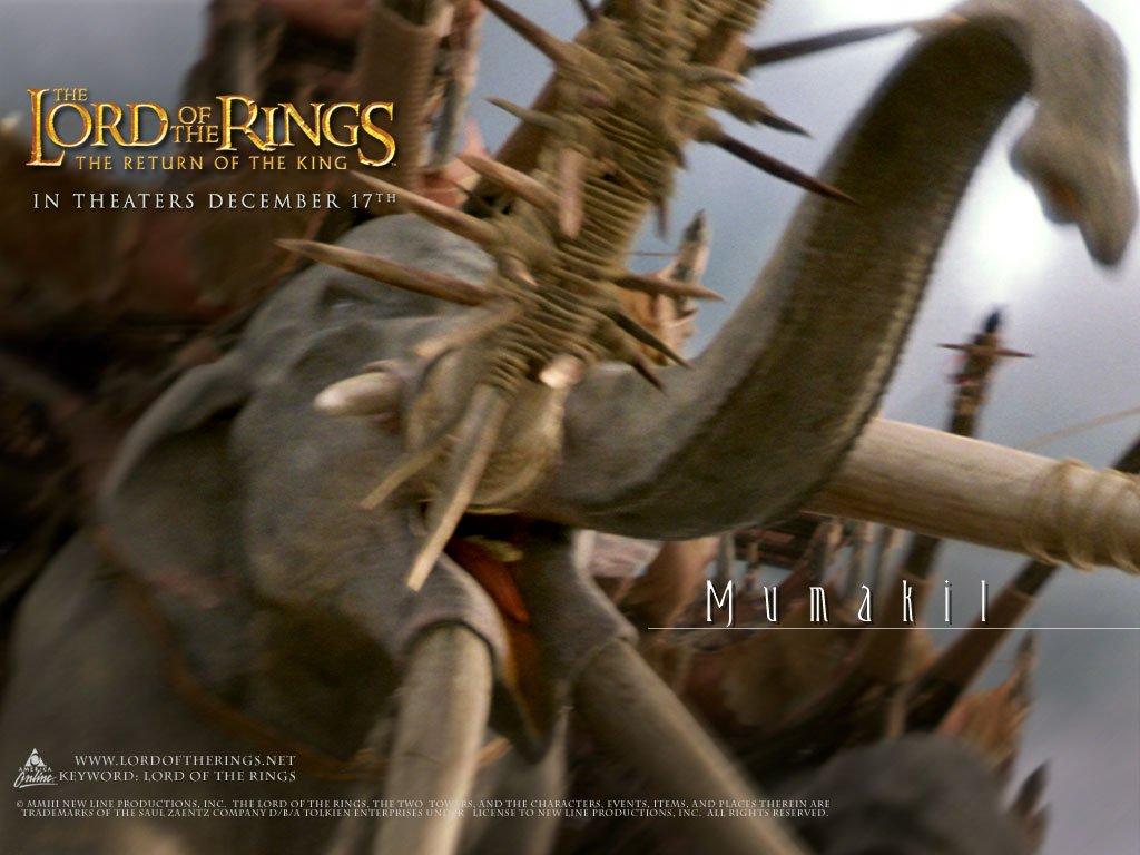 Wallpaper Cinema Video le seigneur des anneaux