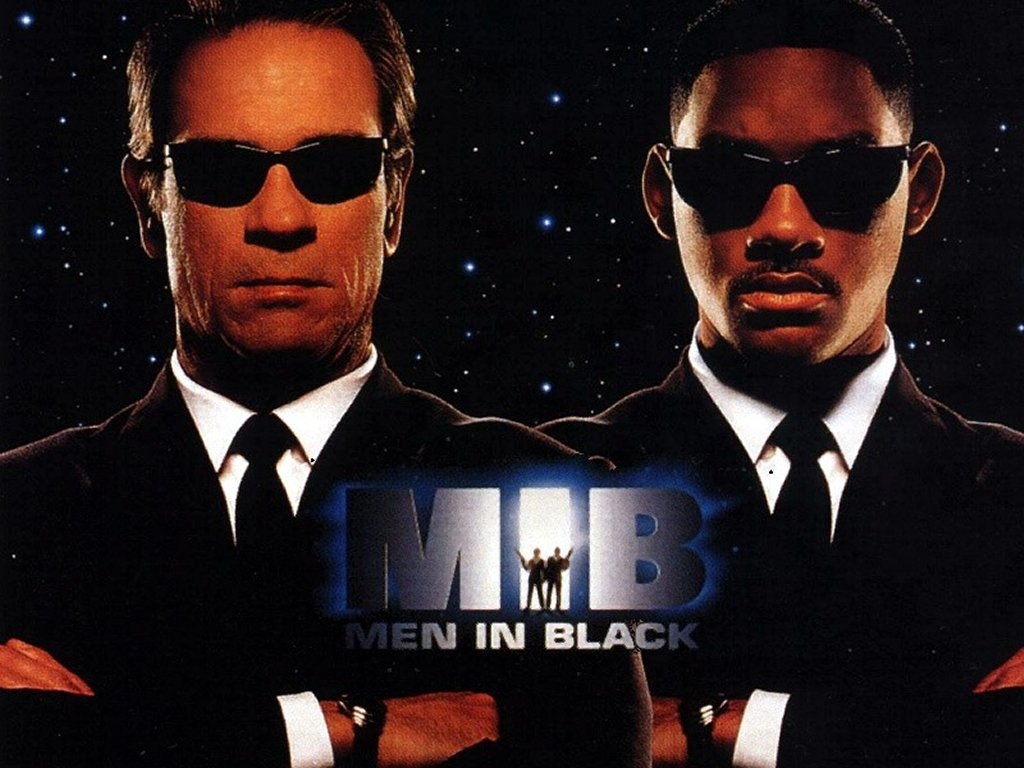 Wallpaper Cinema Video men in black