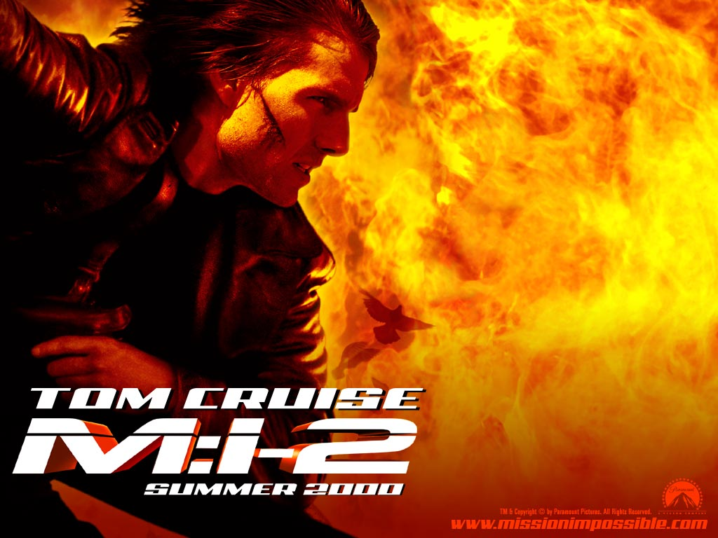 Wallpaper Cinema Video mission impossible 2