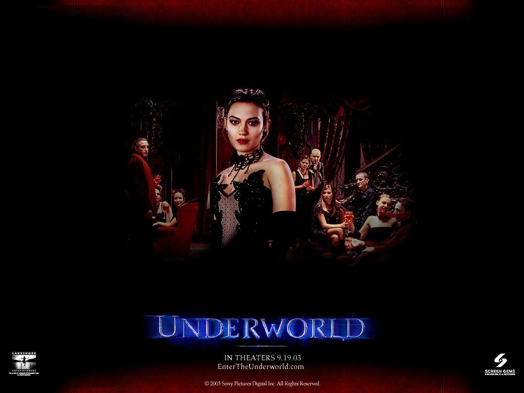 Wallpaper Cinema Video underworld