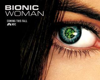 Wallpaper Bionic Woman Michelle Ryan Jaime Sommers Cinema Video