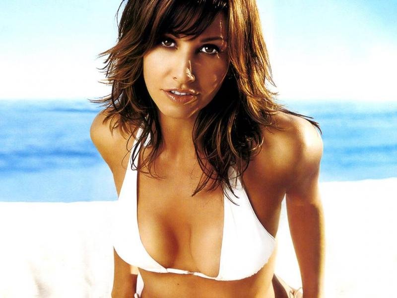 Wallpaper Cinema Video Gina Gershon mayot sexy
