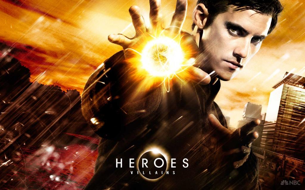 Wallpaper Cinema Video HEROES