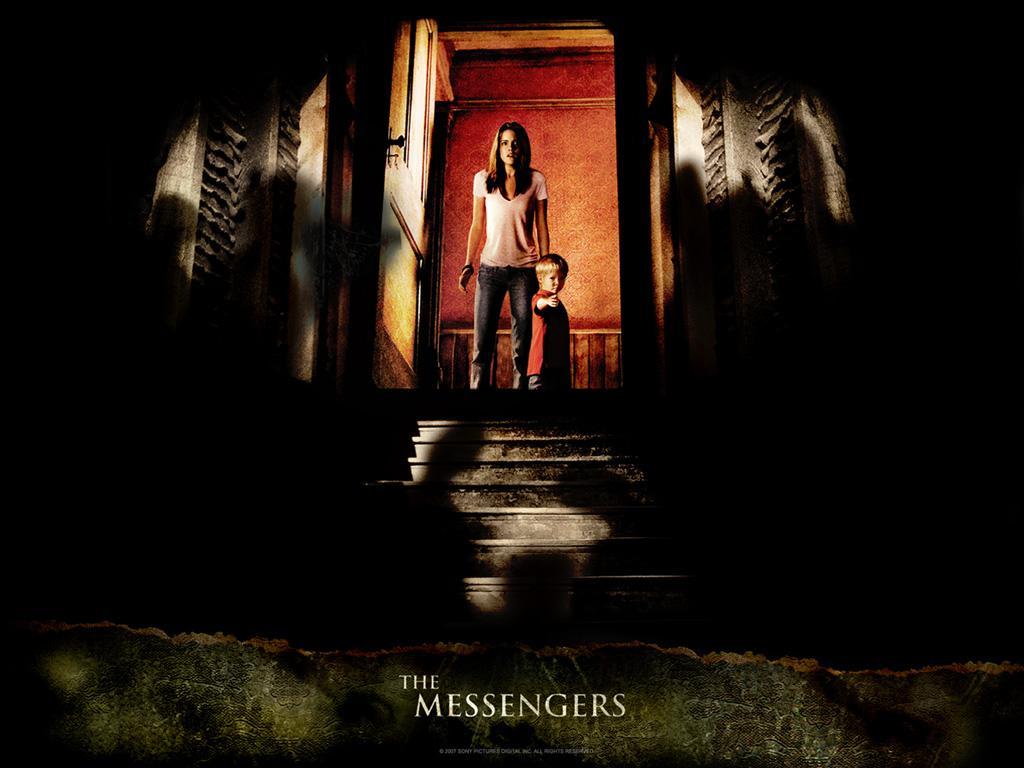 Wallpaper Cinema Video Kristen Stewart The Messengers horreur
