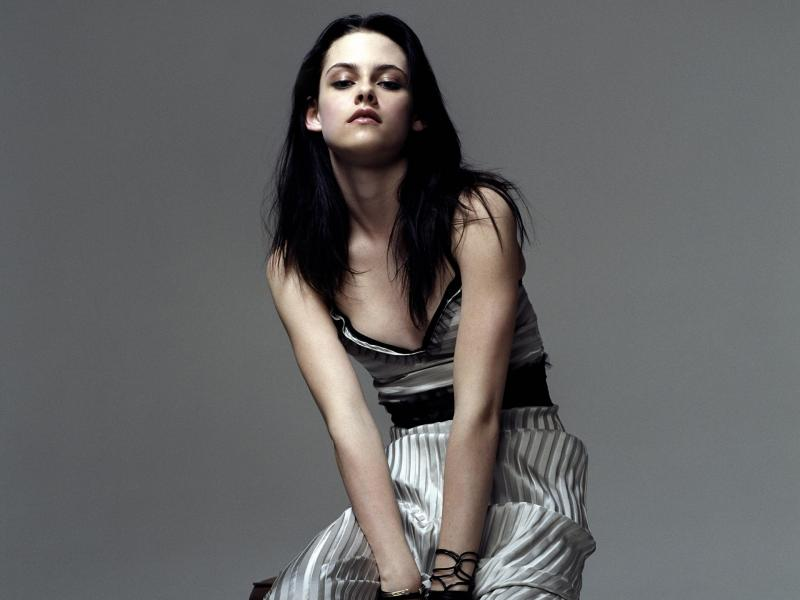 Wallpaper Cinema Video Kristen Stewart brune sombre