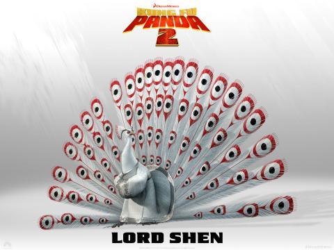Wallpaper Kung Fu PANDA 2 Lordshen Cinema Video