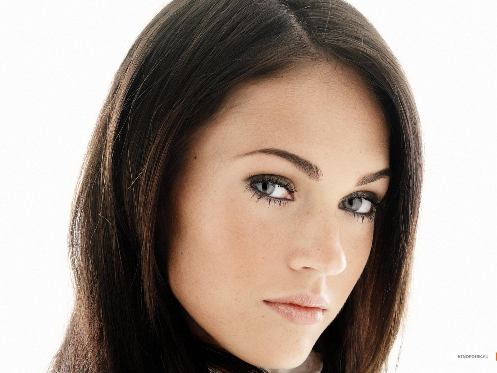 Wallpaper Megan Fox portrait Cinema Video
