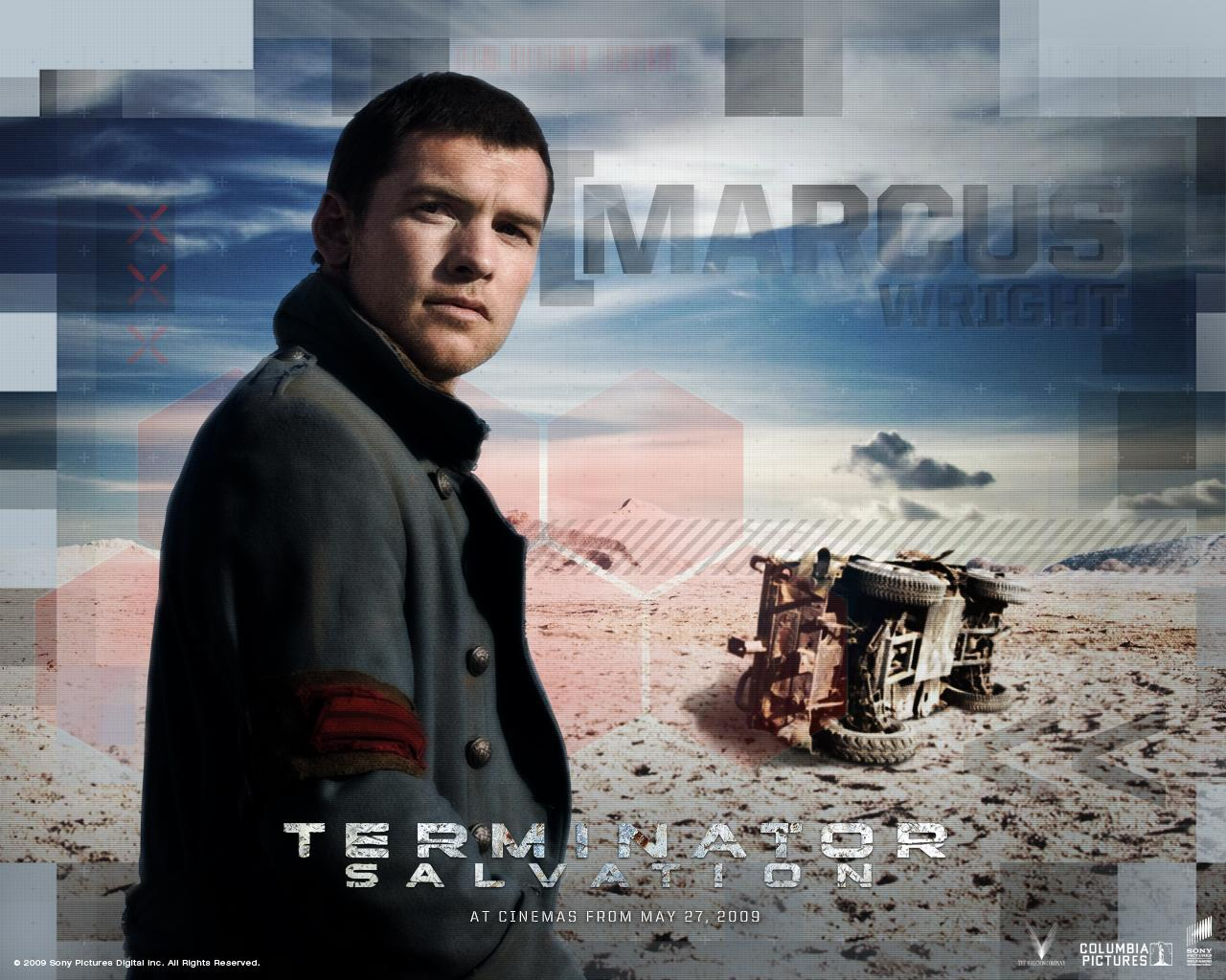 Wallpaper Terminator Salvation Cinema Video