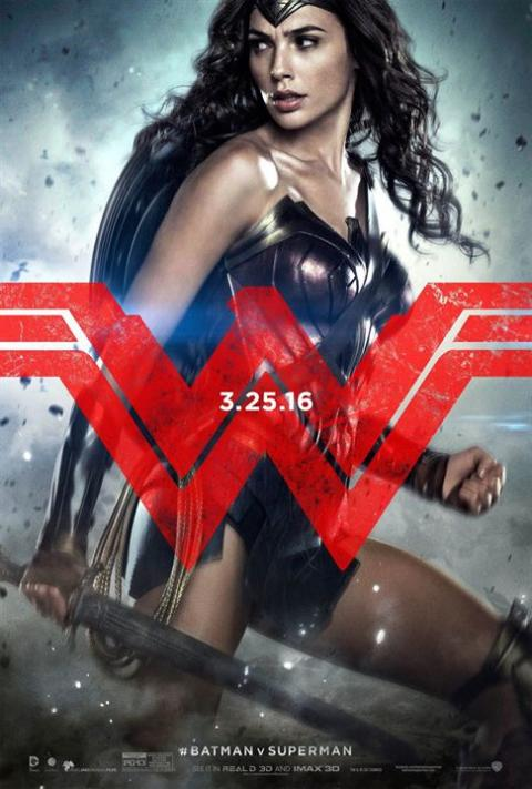Wallpaper Wonder Woman Cinema Video