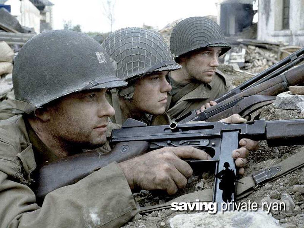 Wallpaper Cinema Video il faut sauver le soldat ryan
