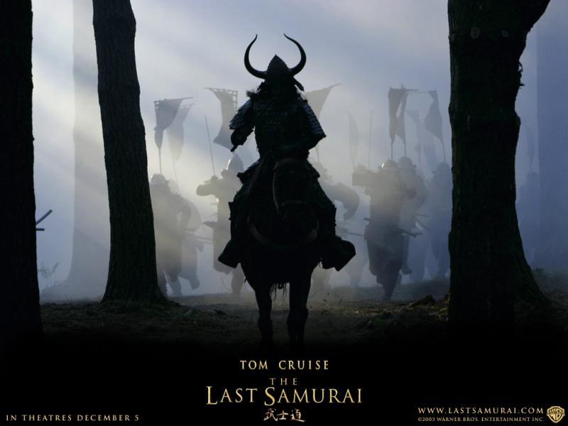 Wallpaper Le Dernier Samourai le dernier samourai