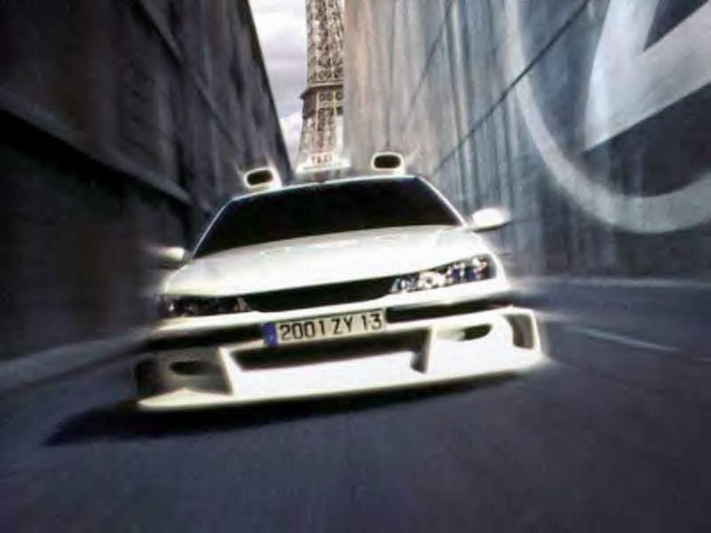 Wallpaper Cinema Video taxi 2