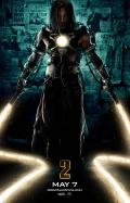 Wallpaper Affiche Iron Man 2 Ivan Vanko