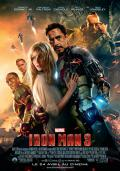 Wallpaper Iron Man Affiche Iron Man 3