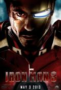 Wallpaper Iron Man Affiche Iron Man 3 portrait