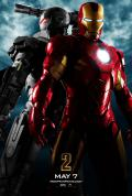 Wallpaper Iron Man 2 Tony Stark et James Rhodes