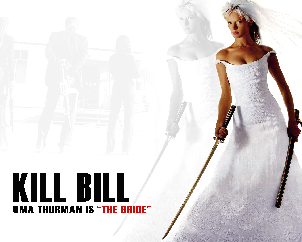 Wallpaper Kill Bill uma thurman