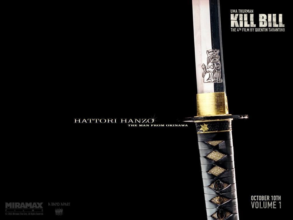Wallpaper weapon Kill Bill
