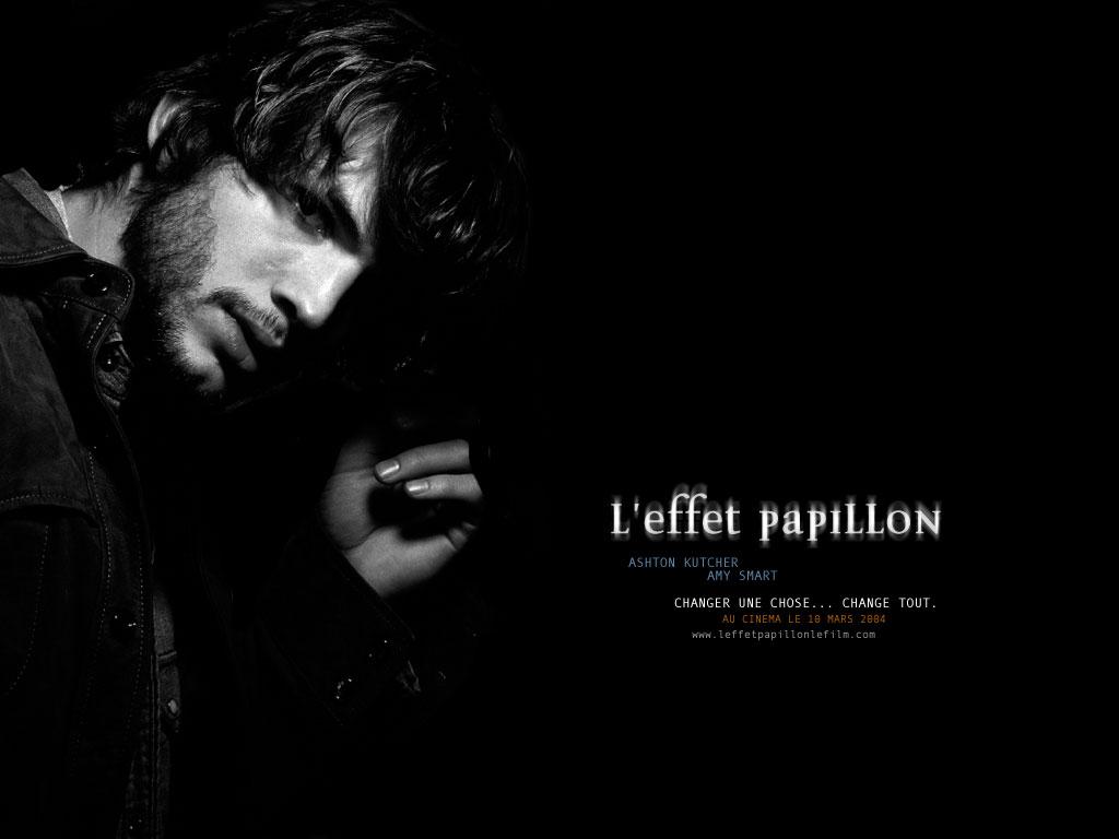 Wallpaper Ashton Kutcher L'effet papillon