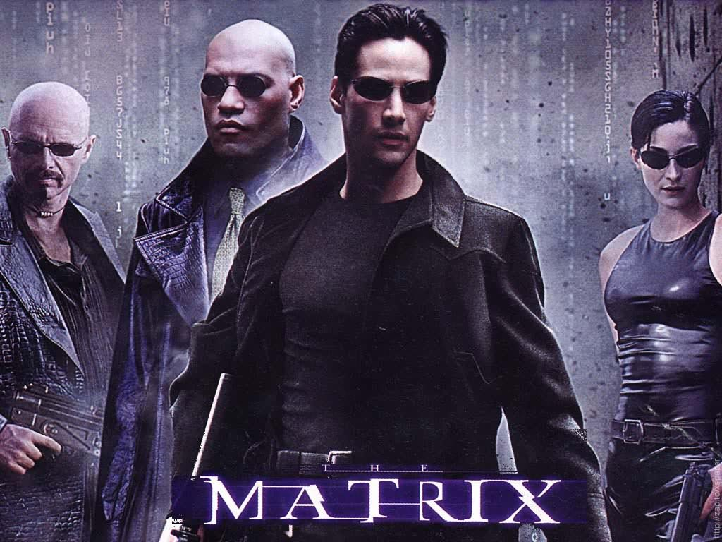 Wallpaper neo Matrix